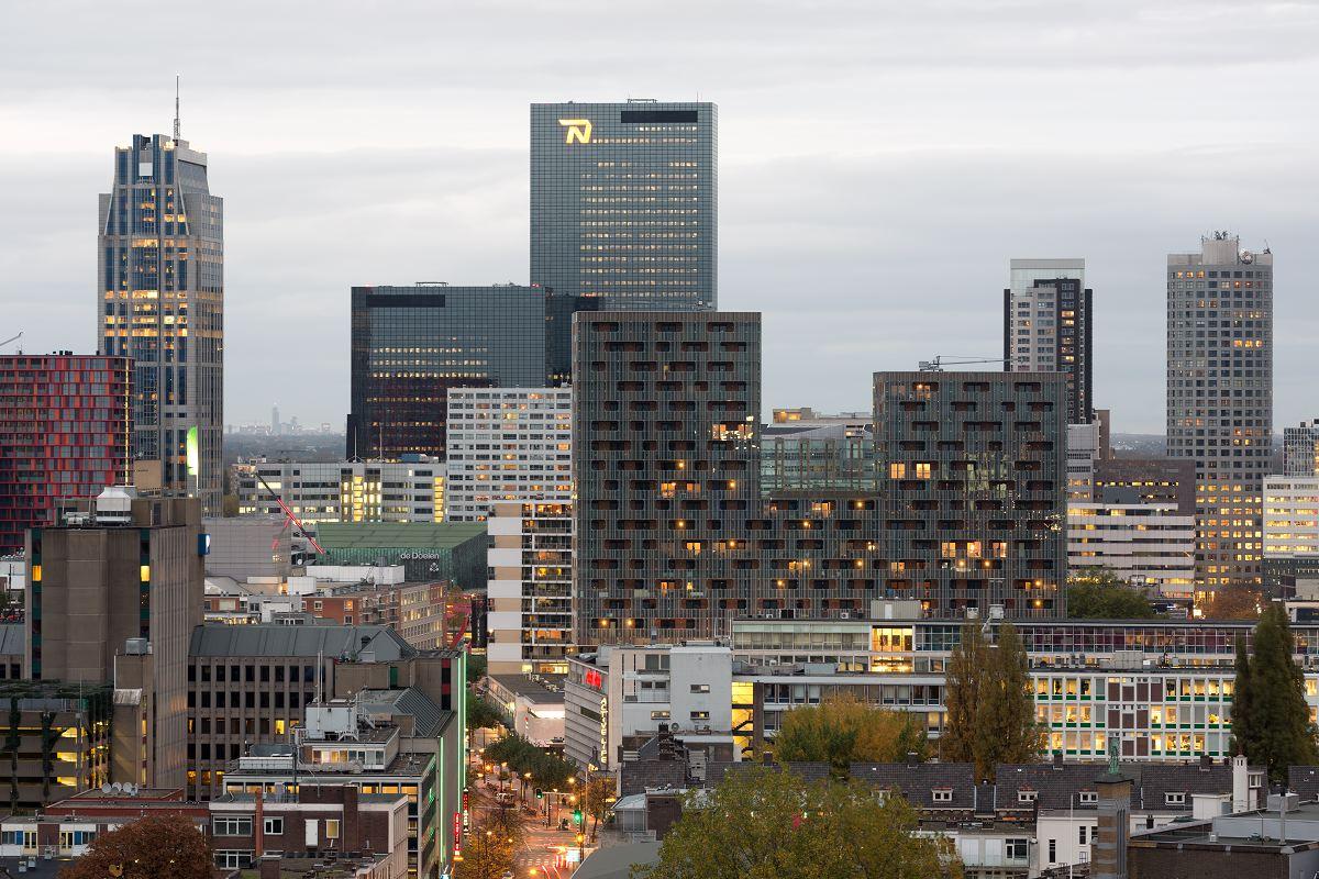 Karel Doorman Rotterdam Nominatie ARC13 Architectuur