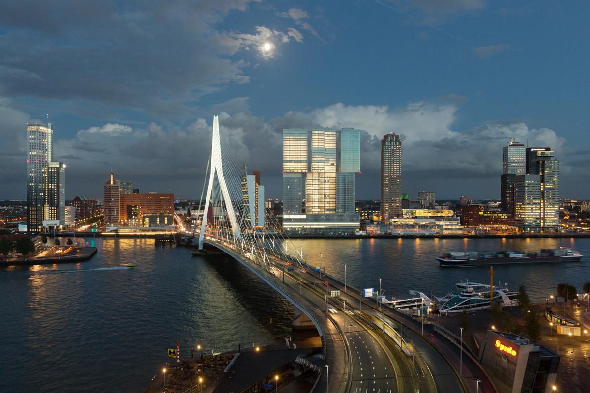 De Rotterdam, Ossip van Duivenbode