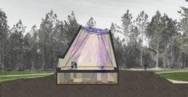 Architecten en en ontwerpt voor natuurbegraafplaats 'de Utrecht'