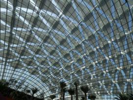 Conservatoria South Bay Garden Singapore geopend