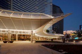 Hotel en Spa in Las Vegas door Rafael Vinoly geopend