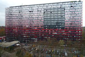 Torenflat in Zeist door Frowijn de Roos architecten