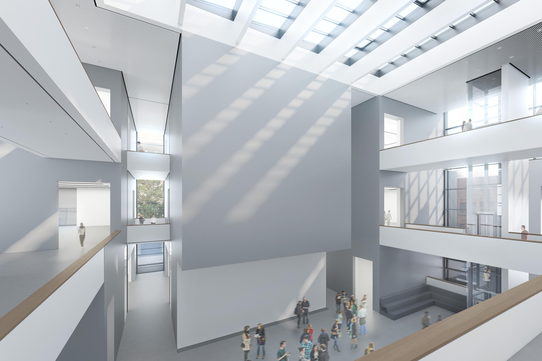 Kunsthalle Mannheim - Render Ster van de Week