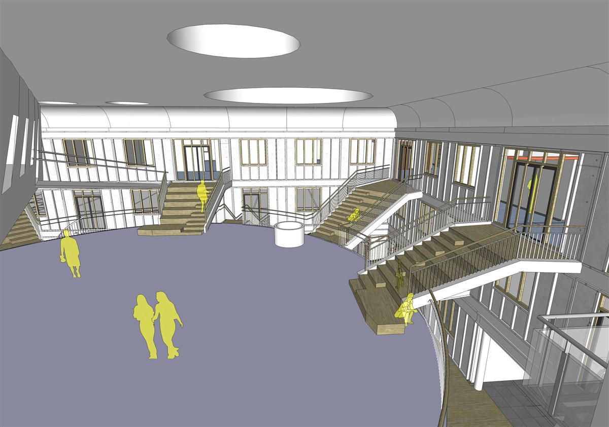 Calvijn College_ADP Architecten