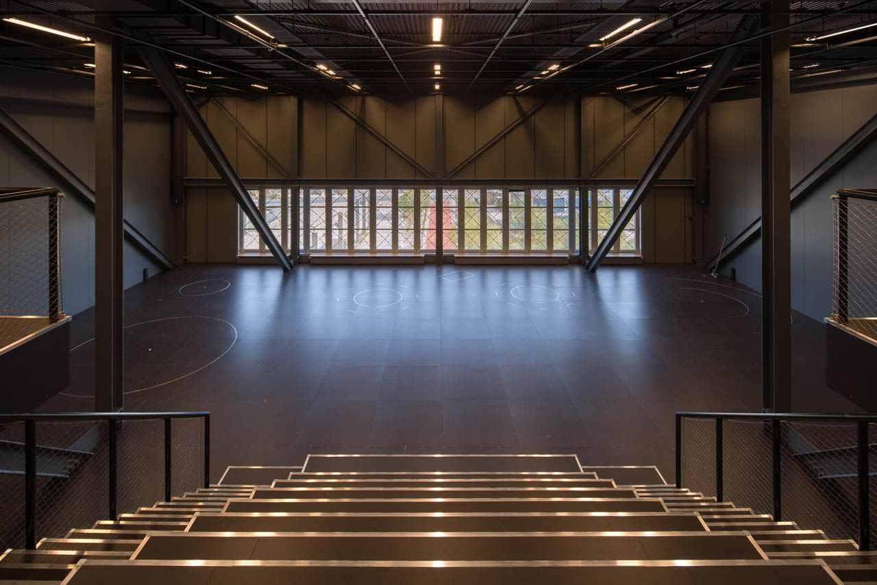 Roskilde RockMuseum MVRDV. Fotos Ossip van Duivenbode