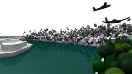 Video van de Week: Rotterdam in 3D, van bombardement tot wederopbouw