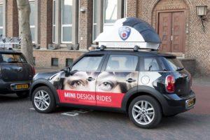 Ontwerp een MINI Design Ride