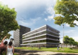Mecanoo bouwt LSI in Utrecht Science Park