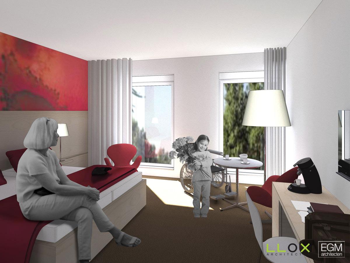 Zorghotel Drie Eiken Antwerpen