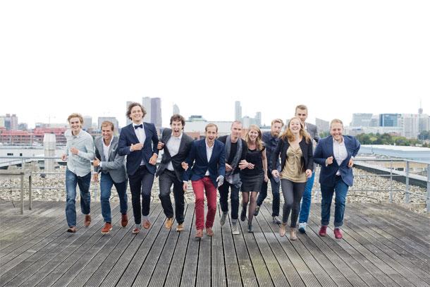 Jonge Architecten - de Architect vernieuwt