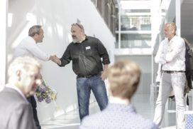 Lars Courage voorzitter voor Living Daylights