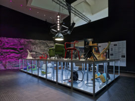 Agendatip: expo Panorama – Konstantin Grcic in Z33