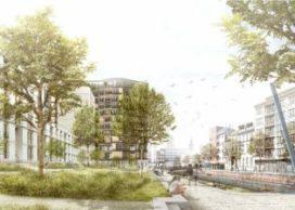 Lelijkste gebouw van Gent krijgt make-over van Coussée Goris