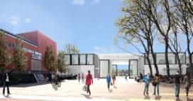 Kraaijvanger ontwerpt playground voor de TUDelft