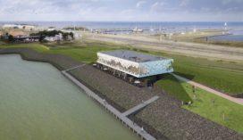 Gear geselecteerd voor Beleefcentrum Afsluitdijk