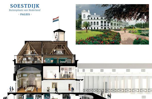 Nationaal Ensemble Initaitief renovatie Paleis Soestdijk
