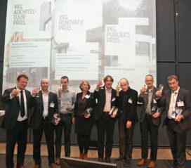 VKG prijzen 2012 uitgereikt