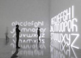 Design van de week: Alphabet of Light door BIG