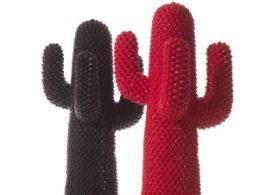 Kapstok Cactus van Gufram door Drocco & Mello