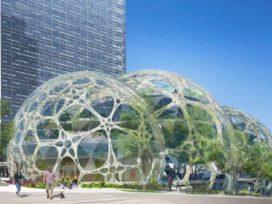 Fiat BioDome Amazon Seattle