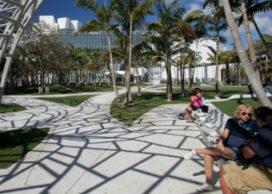 Zomers ontwerp van West 8 in Miami Beach bekroond