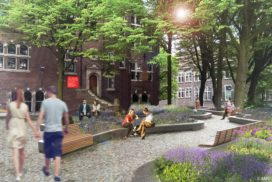 Amsterdam Institute for Advanced Metropolitan Solutions (AMS) geopend