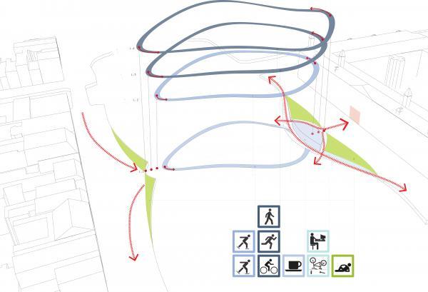 Kamvari Architects - Rin-Q_Amstel-Render Ster van d Week
