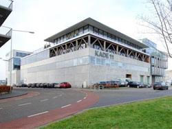 Nederlands hoofdkantoor Hugo Boss in Houthavens