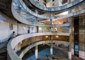 Torre David: een informele autonome stad