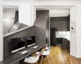 Blog – Appartment XIV Parijs door Studio Razavi