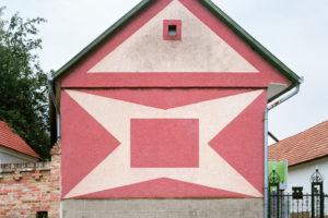 De architectuur van buitenhuisjes
