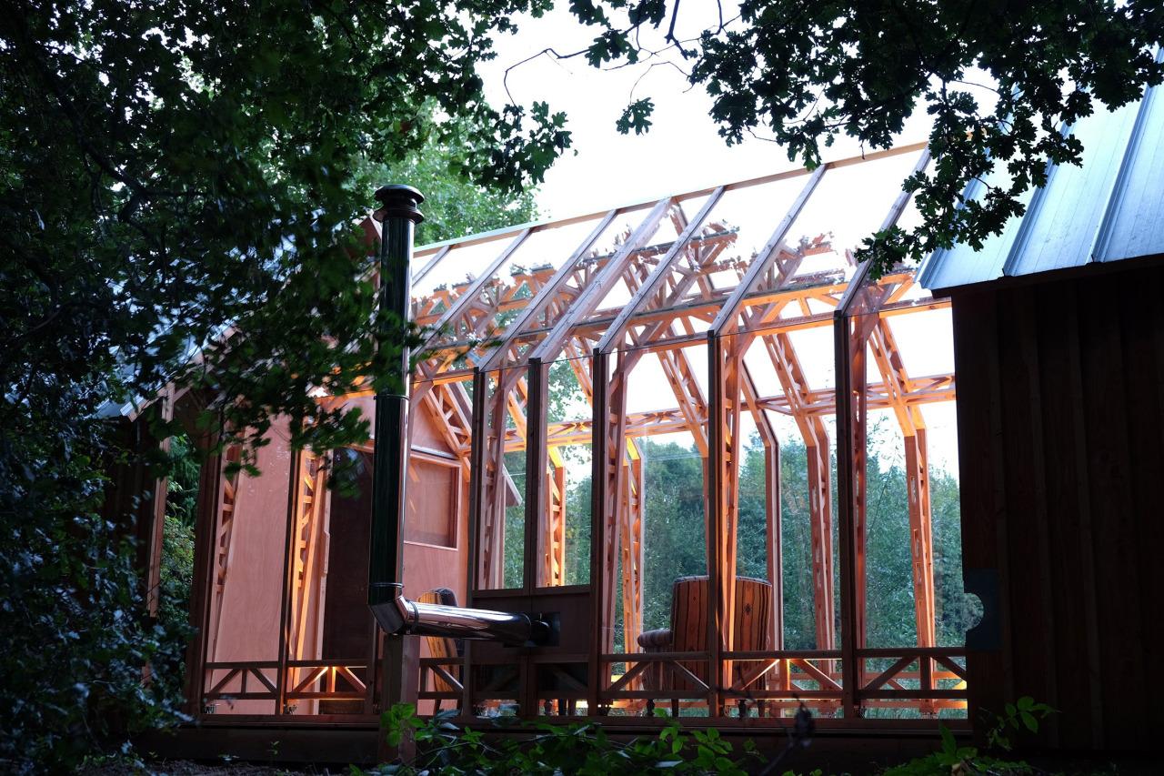 Opinie Jeroen Apers - Uitschuifbaar tuinhuis, Caspar Schol