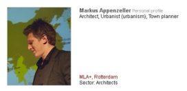 Markus Appenzeller naar Maccreanor Lavington Architecten