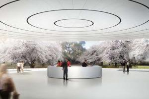 Video's: Transparantie in Apple hoofdkantoor kent ook nadelen