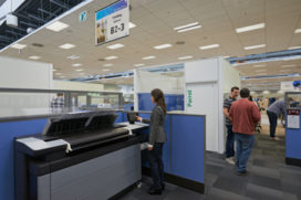 Revolutionaire en innovatieve large-format printing technology