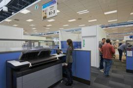 Revolutionaire en innovatieve large-format printing technology