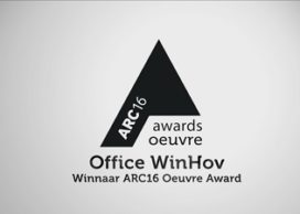 Video: ARC16 Oeuvre Award in beeld
