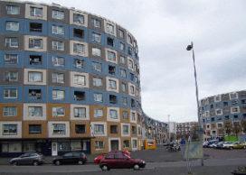 Website Rotterdamse architectuur jaren zeventig