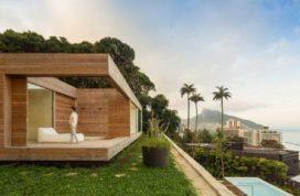 Een droomhuis tussen berg en oceaan
