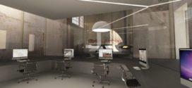 Nieuw kantoor Klaarchitectuur in kapel De Waterhond