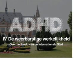 Discussie beeld internationale stad