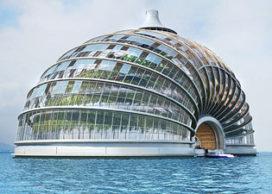 Moderne 'Ark van Noach'