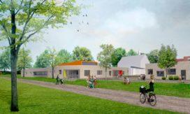 Atelier Pro bouwt voor Kloppend Hart in Warmond