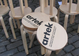 Vitra verwerft het Finse bedrijf Artek