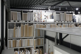 Art Warehouse door Powerhouse Company