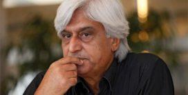 Ashok Bhalotra legt werkzaamheden neer