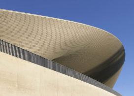 Londen Aquatics Centre open voor publiek