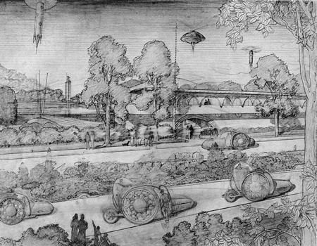 Opinie Philip Krabbendam - Broadacre city