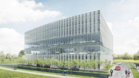 Nieuw Europees hoofdkantoor voor Avery Dennison