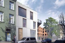 B-architecten ontwerpt passiefwoningen Antwerpen